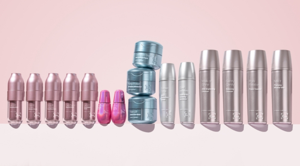 Dr. Naomi skincare launches in Sydney today