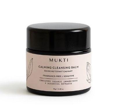 Mukti Calming Cleansing Balm