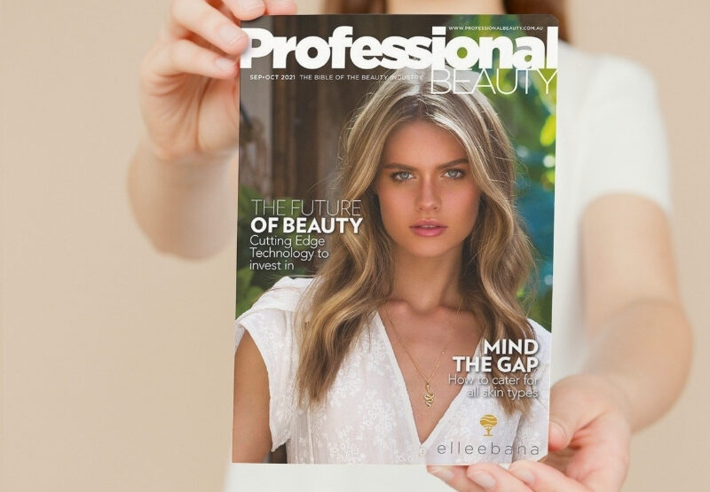 Professional Beauty September-October 2021 Issue is here